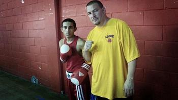 Joe Suarez-Suarez Boxing